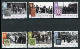 Isle Of Man MiNr. 1627-32 Postfrisch MNH Marke Auf Marke (H1289 - Man (Insel)