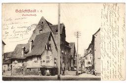 SELESTAT (67) - SCHLESTADT - Geberbach - Selestat