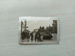 WWII Foto Wehrmacht Panzer Tank Pantera - 1939-45