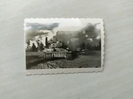 WWII Foto Wehrmacht Panzer Tiger - 1939-45