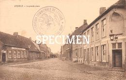 La Grande Place - Leisele - Alveringem