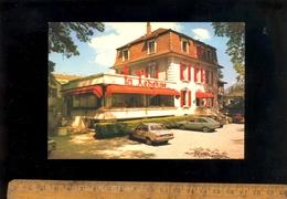 ANNECY Haute Savoie 74 : Hotel Restaurant LA RESERVE / Automobile Renault R9 R20 - Annecy