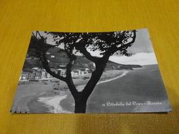 CARTOLINA CITTADELLA DEL CAPO-RIVIERA-VIAGG.1962-VERA FOTOGRAFIA - Cosenza