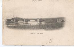 CPA  1029 -POMPEY Pont De Fer  --  Animations- - France