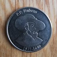 3256 Vz P.P. Rubens 1577-1640 - Kz Belgian Heritage Collectors Coin - Belgique