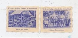 SAMOA - Küche / Kitchen - Teufelstänzer / Devil's Dancer, Vignetten / Cinderellas, Mission - Samoa