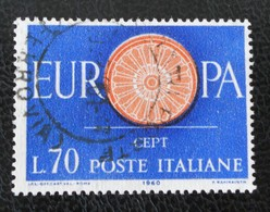EUROPA 1960 - OBLITERE - YT 823 - MI 1210 - 6. 1946-.. Republic
