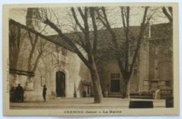 CREMIEU (38/Isère) - Mairie / Hotel De Ville - Edition Bonnard Lagnieu - Crémieu