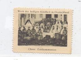 CHINA, Erstkommunion, Christian Life, Vignette / Cinderella, Mission - China