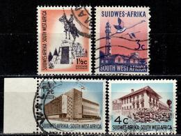 SWA+ Südwestafrika 1965 Mi 338 340 342-43 Freimarken - Südwestafrika (1923-1990)
