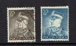 POLAND...1937 - Oblitérés