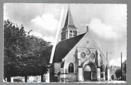 Cpsm 039136 Ver Sur Launette L'église - France