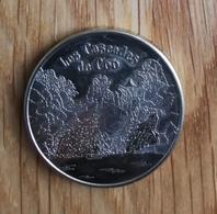 3260 Vz Les Cascades De Coo - Kz Belgian Heritage Collectors Coin - België