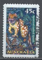 Australia 1997. Scott #1624 (U) Fauna, Spotted-tailed Quoll - 1990-99 Elizabeth II