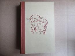 Die Mär Von Ulenspiegel Und Lamme Goedzak (Charles De Coster) éditions De 1956 - Livres, BD, Revues