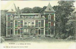 Wetteren. Le Château De Vallois. - Wetteren