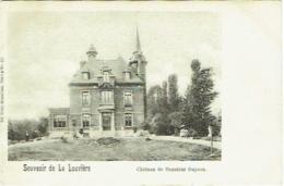 La Louvière. Souvenir De La Louvière. Château De Monsieur Guyaux. - La Louvière