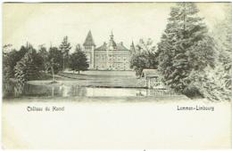 Lummen. Château Du Hamel. - Lummen