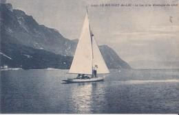 CPA - 3097. Le Bourget Du Lac - Le Lac Et La Montagne Du Chat - Le Bourget Du Lac