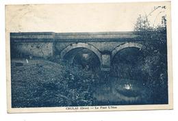 CRULAI - Le Pont D'Iton - France