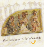 2015 Slovenia Christmas Noel Booklet Carnet   MNH - Slovenia