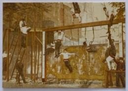 POMPIER - Gymnastique / Gymnase Sapeurs Pompiers De Paris - Firemen