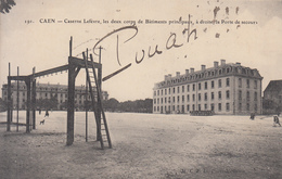 CAEN : Caserne Lefèvre En 1919 - Caen