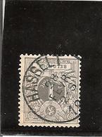 Belgique N°43 Hasselt - 1884-1891 Léopold II
