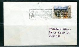 IRLANDA EIRE - LETTERA  PERFETT0 LUXE - SAOIRSE EIREANN FIGHT FOR UNITED IRELAND 1916-1971 -  Anglo-Irish War - 1949-... Repubblica D'Irlanda