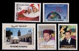 (090-93) Morocco / Maroc  Small / Petit Lot / Kleines Los / Ex 2003  ** / Mnh  Michel 1434 Ff - Marruecos (1956-...)