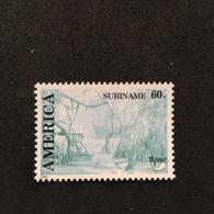 SURINAME. SHIP. MNH 5R0301E - Barcos