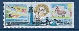 """SPM YT 1051 """" Dessins """" 2012 Neuf** - St.Pierre Et Miquelon"""