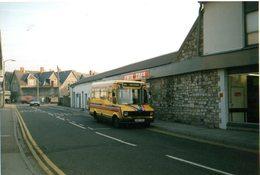 35mm ORIGINAL PHOTO BUS UK WALES BUSTLER PORTHCAWL K4 - F165 - Photographs