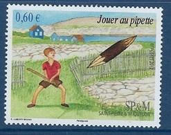 """SPM YT 1052 """" Expression Locale """" 2012 Neuf** - St.Pierre Et Miquelon"""
