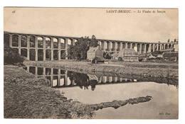 SAINT BRIEUC - Le Viaduc De Souzin - Saint-Brieuc