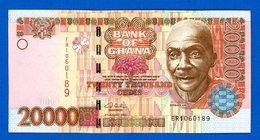 Ghana  20.000 Cedis  2003  Neuf - Ghana
