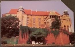 Telefonkarte Polen - Krakow (50) - Polen