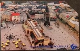 Telefonkarte Polen - Krakow - Polen