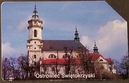 Telefonkarte Polen - Ostrowiec Swietokrzyski (25) - Polen