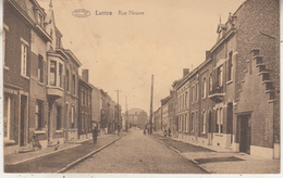 Luttre - Rue Neuve - Animé - 1940 - Editeur Vve Os-Dumont/Préaux - Pont-a-Celles