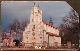 Telefonkarte Polen - Krasne - Polen