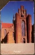 Telefonkarte Polen - Pelplin - Polen