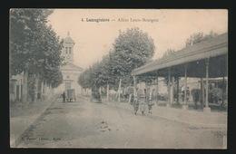 LAMAGISTERE  ALLEES LOUIS BOURGEAT - France