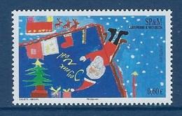 """SPM YT 1057 """" Noël """" 2012 Neuf** - Neufs"""