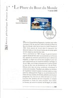 DOCUMENT NOTICE FDC 2000 LE PHARE DU BOUT DU MONDE - FDC