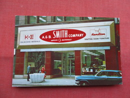 A & B Smith Company  Artist Materials   -ref    3573 - Advertising