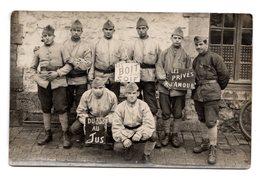 Groupe De Soldats 1930 - Characters