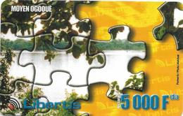 @+ Gabon - Libertis - Moyen Ogooué (30/06/2002) - Gabon