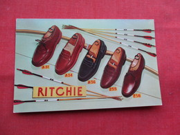 Ritchie Shoes        -ref    3573 - Advertising