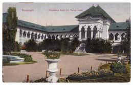 Romania Bucuresti Pavilionul Regal Din Parcul Carol - Bad Condition - Rumänien